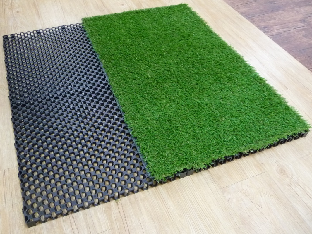 Green turf synthetic turf singapore goodhill flooring for Grass carpet tiles